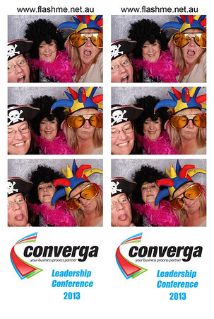 Converga Leadership Conference - 23 July 2013