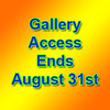 Access Ends August 31st