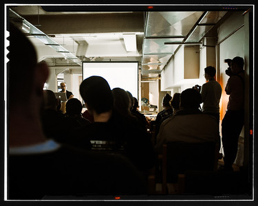 Jason Galeon @ Creative Mornings AKL