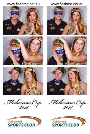 Melbourne Cup Lunch - Springwood Sports Club - 4 November 2014