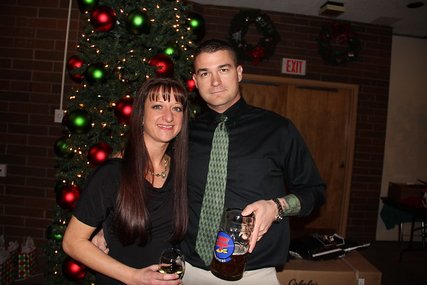 Mountain Home Air Force Base Holiday party
