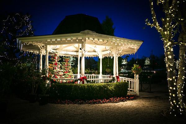 Rogers Gardens Winter Wonderland