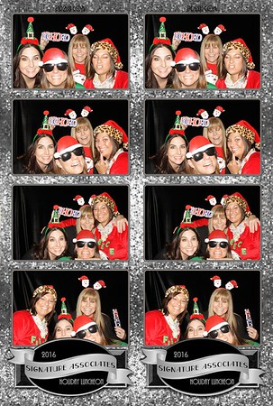 Signature Associates Holiday Luncheon 2016