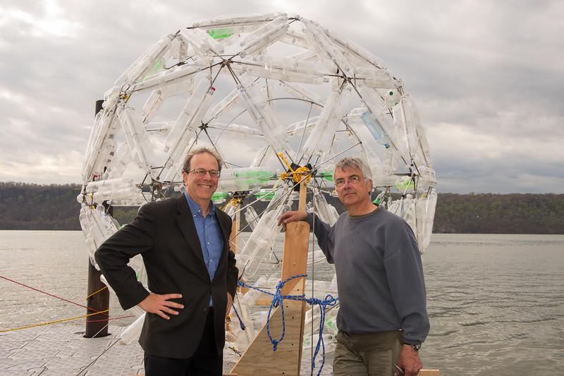 River Sculpture Launch