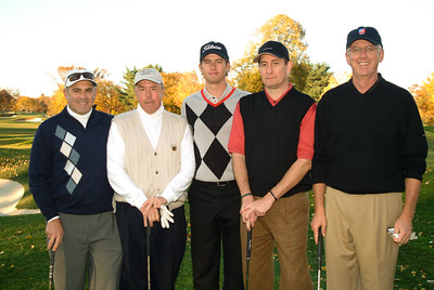 Burberry Golf Outing