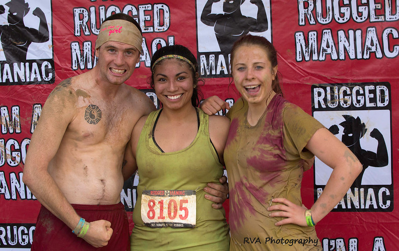 Rugged Maniac Competition