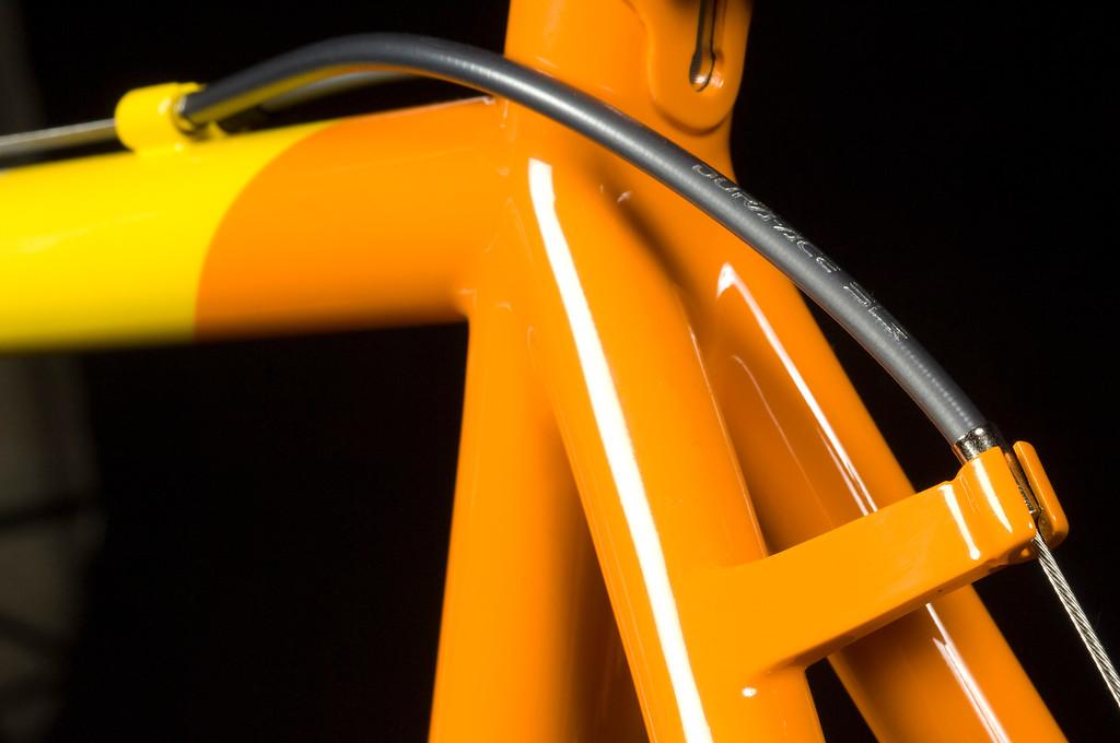 Signal. North American Handmade Bicycle Show, Portland Oregon.  (Photo by Jessica Brandi Lifland)