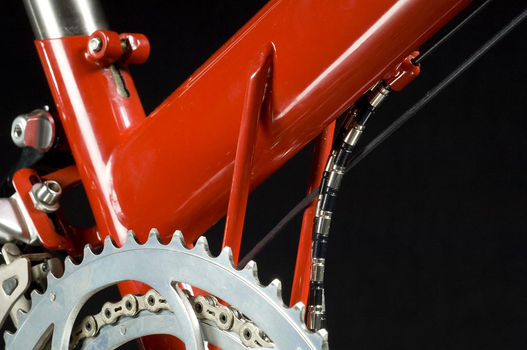 Bike Friday. North American Handmade Bicycle Show, Portland Oregon.  (Photo by Jessica Brandi Lifland)