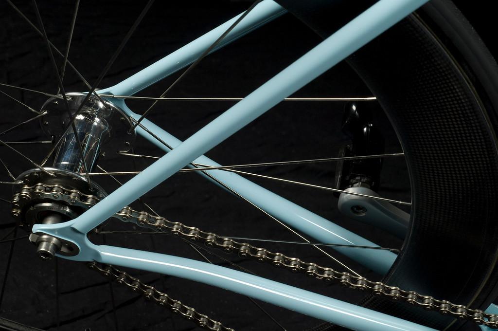 Townsend. North American Handmade Bicycle Show, Portland Oregon.  (Photo by Jessica Brandi Lifland)
