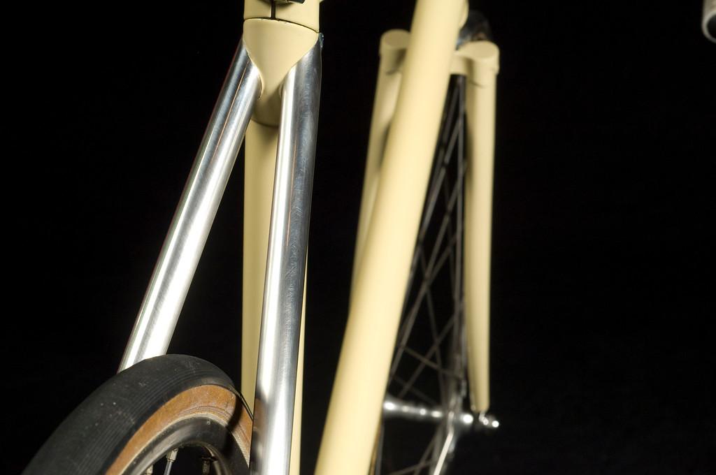Frances. North American Handmade Bicycle Show, Portland Oregon.  (Photo by Jessica Brandi Lifland)