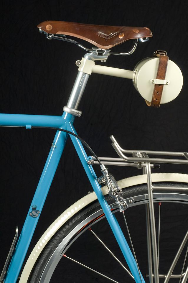 Sycip Cycles. North American Handmade Bicycle Show, Portland Oregon.  (Photo by Jessica Brandi Lifland)
