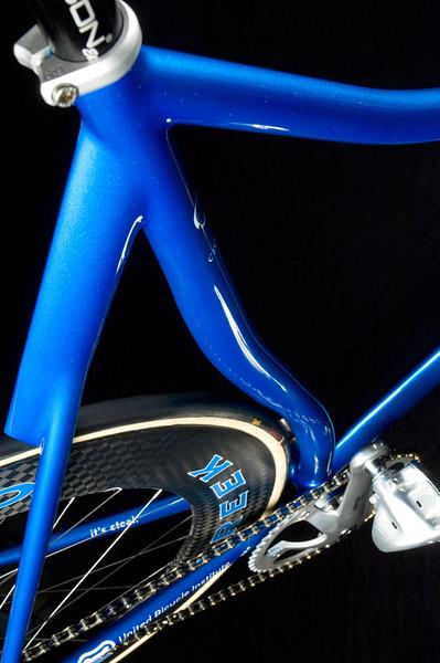 Keith Anderson Cycles. North American Handmade Bicycle Show, Portland Oregon.  (Photo by Jessica Brandi Lifland)