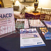 NACD table at Corporate Governance Breakfast, held at Quail Hollow Country Club.