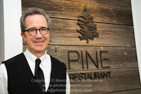 Enterprise-John McGovern, Pine Restaurant