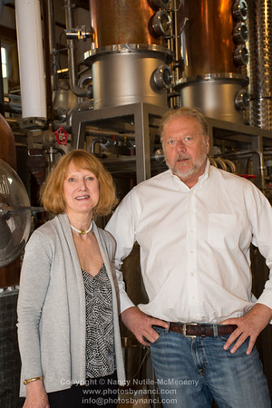 SILO's Peter Jillson and Anne Marie Delaney