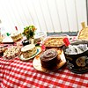 A Holiday Party with a Country Western Hoedown Theme