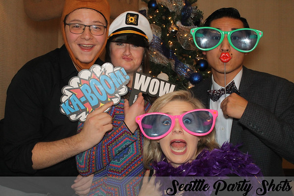 12-02-17 Emerald City Engineers Holiday Party