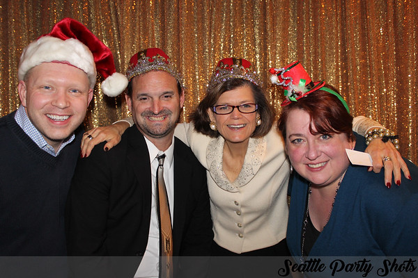 12-17-17 Crown Plaza Hotel Holiday Party