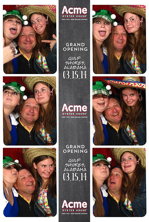 ACME Oyster House VIP Party