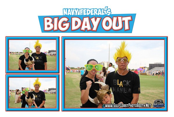 Navy Federal Credit Union Big Day Out 2017