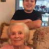 Lucas Lopez & Grandmother Julieta