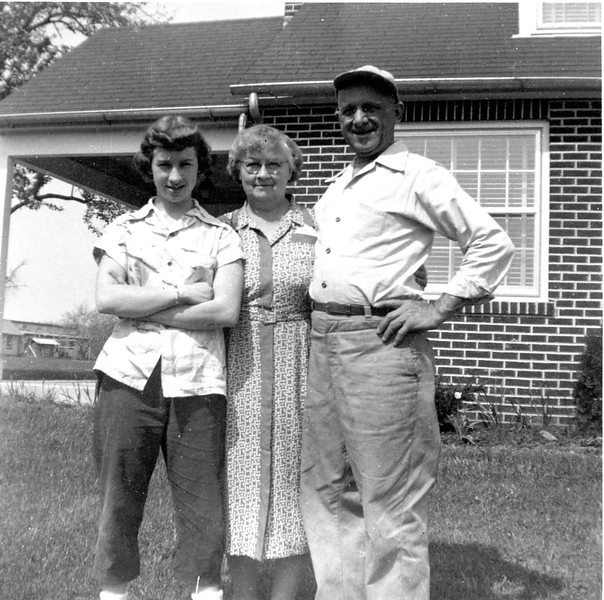 1955 Wilmer Shelly family