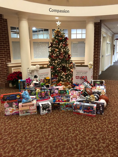 Toys for Tots Vertical