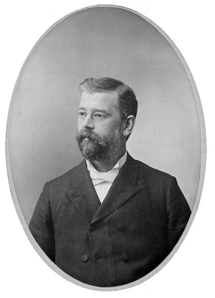 Nathaniel B. Grubb, ca. 1895