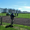 Expanding community garden