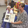 Marcy Toeffel presents Lila's 100th