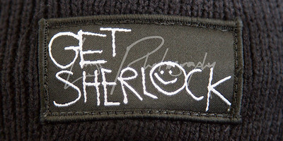 Get Sherlock Badge