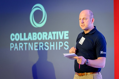 Conference Photography for Kier Group