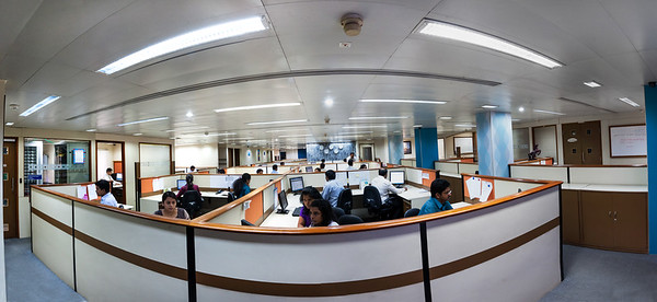 fulcrum office Panorama