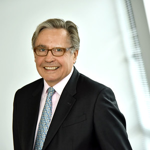 portrait of accomplished london lawyer