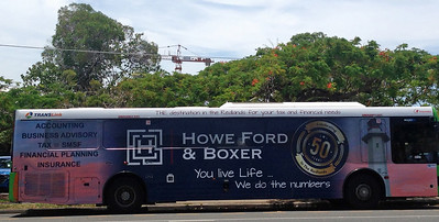 Howe Ford & Boxer Bus