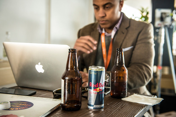Red Bull Launch Hackathon 2015
