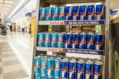 Red Bull Photo's Lucky-Save Mart