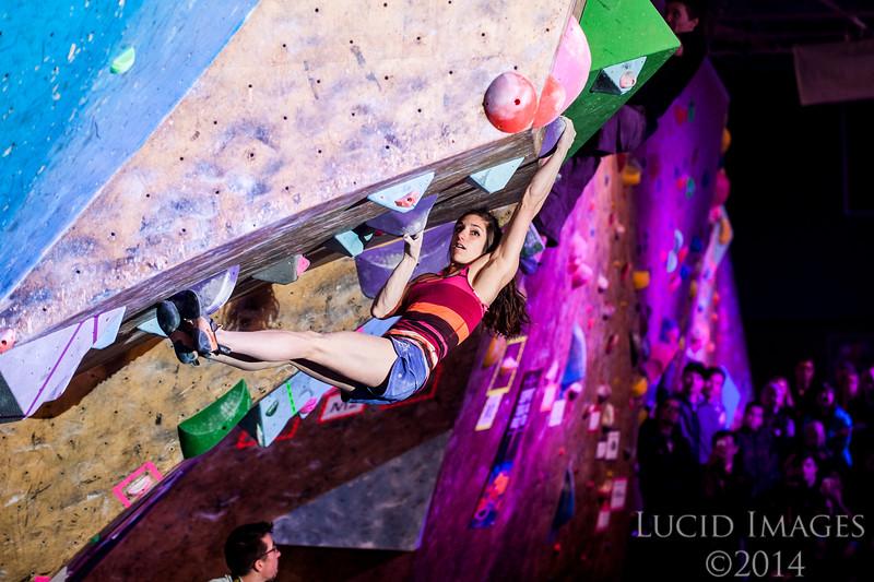Photos by LucidImagesUT.com of The Front SLC Dinamik Bouldering Comp