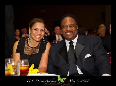 Mr Brown at the 11th Annual US Dream Academy Dream Gala 2012