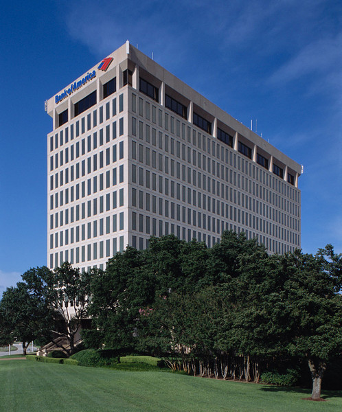 Fort Worth Bank.  Client:  Building owners.  For a brochure and for annual report usage.