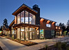 Selco Credit Union; Bend OR.  Client  Baysinger Partners Architects, Portland OR.