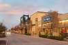 Village Shopping Center in Allen TX  Client:  Osburn Concrete Contractors, Garland TX
