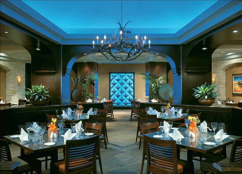 Doubletree Hotel Restaurant.  Client:  Doubletree