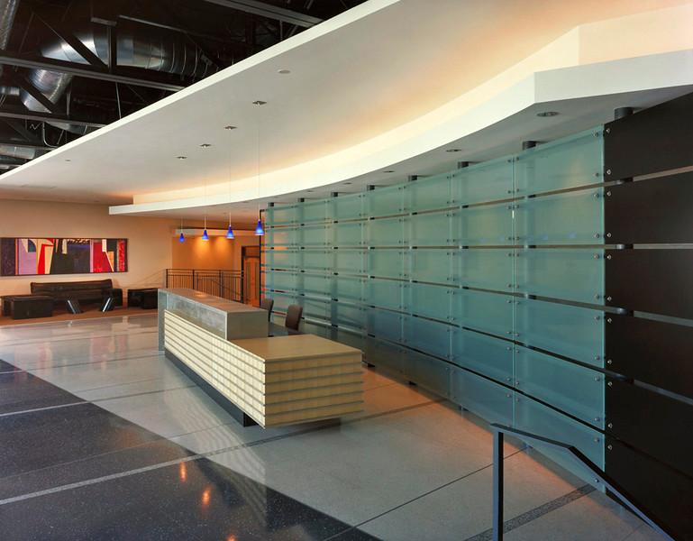 HKS Architects.  Client: HKS Architects, Dallas.