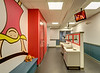 Children's Dentistry Practice in Fort Worth.  Client:  Interior Design Group, Arlington TX.
