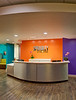 Orthodontist's Clinic, Fort Worth.  Clients:  Interior Design Group, Fort Worth TX & Nader Design Group, Fort Worth.