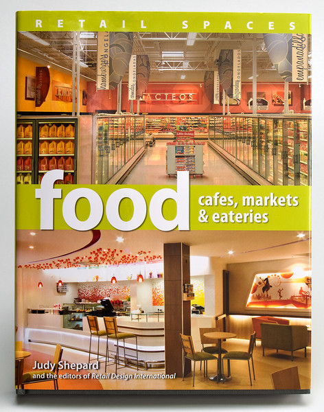 "2012 ""Retail Spaces"" Book (6 page spread!)"