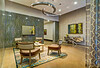 Lobby of Third Rail Lofts, downtown Dallas, shot for MatchLine Design Group and Spectrum Properties.