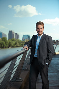 Corporate headshot photography created by Denver photographer Jason Sinn.