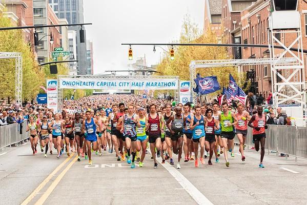2016 Capital City Half Marathon